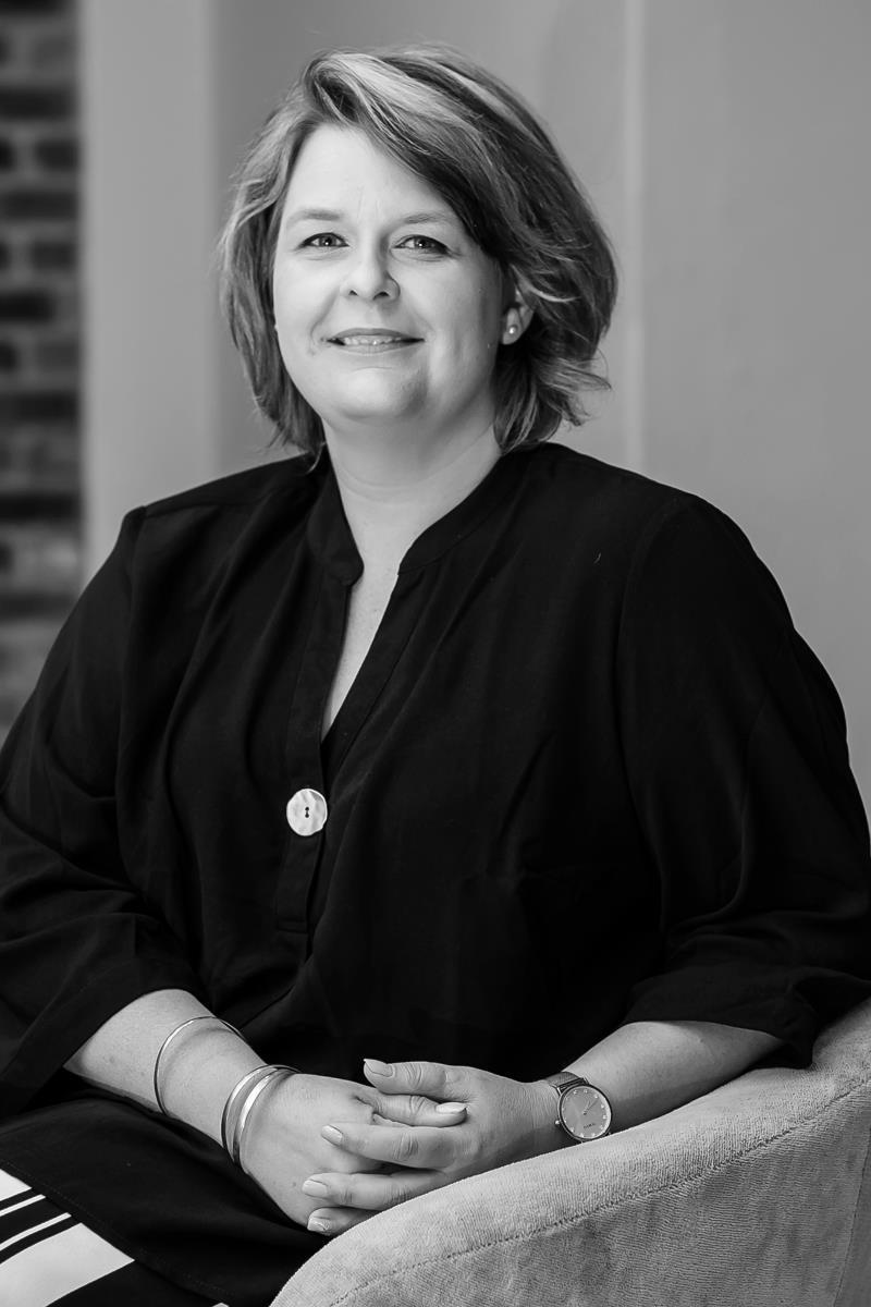 Gerda Janse van Rensburg
